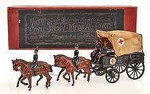 BRITAINS ROYAL ARMY MEDICAL CORPS SET NO.145
