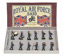 BRITAINS SET 1527 ROYAL AIR FORCE BAND