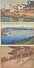 HIROSHI YOSHIDA (Japanese, 1876-1950)