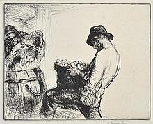 EDMUND BLAMPIED (British, 1886-1966)