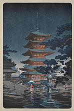 TSUCHIYA KOITSU (JAPANESE, 1870-1949)