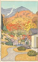 TOSHI YOSHIDA (JAPANESE, 1911 - 1995)