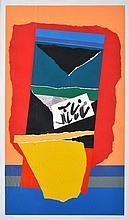 ALUN LEACH-JONES (BORN 1937)