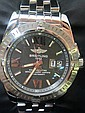 A GENTLEMANS BREITLING AUTOMATIC CHRONOMETRE WRISTWATCH A49350 / 1189713