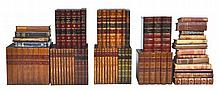 A COLLECTION OF DECORATIVE BINDINGS AND FAUX BOOKS