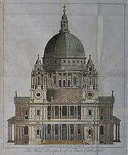 AN ARCHITECTURAL PRINT