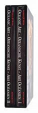 TWO VOLUME SET OF OCEANIC ART, by Anthony P.J. Meyer, in slip case