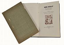 NED KELLY, 1942, IN SLIPCASE