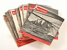 SMALL COLLECTION OF WALKABOUT MAGAZINE