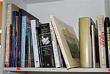SHELF OF AUSTRALIAN ART REFERENCE INC THE LETTERS OF JOHN REED & MR FETTON'S BEQUEST