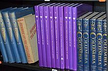 A SHELF OF MISC. BOOKS INCL. FOUR VOLUMES OF THE LIFE AND ADVENTURES OF PRNCE CHARLES BY EDWARD STUART