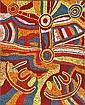 BEVERLY CAMERON (BORN 20TH CENTURY) Nyapari 2005 acrylic on canvas