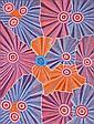 JUDITH YINYIKA CHAMBERS (BORN 1958) Untitled 2006 acrylic on canvas