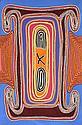PAULINE SUNFLY NANGALA (BORN 1957) Goowaree 2003 acrylic on linen