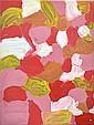 MINNIE PWERLE (1922-2006) Bush Melon Seed 1999 acrylic on linen