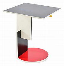 A GERRIT THOMAS RIETVELD SIDE TABLE