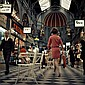 ANGUS O'CALLAGHAN (BORN 1922) Royal Arcade archival print on rag paper 1/15