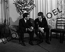 JOHN LENNON BEING INTERVIEWED REGARDING HIS BOOK