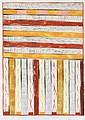 PEDRO WONAEAMIRRI (BORN 1974) Yirrinkrupwoja (Body Paint No. 1) 2004 lithograph 7/55