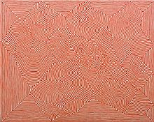 GEORGE TJUNGURRAYI (born c.1947) Untitled 2006 acrylic on canvas