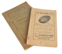 AUSTRALIAN FOOTBALL COUNCIL MINUTES OF MEETING, AUGUST 1914