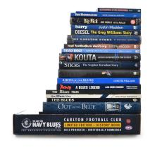 A COLLECTION OF TEXTS ON THE CARLTON FOOTBALL CLUB