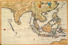 TWO SEVENTEENTH CENTURY MAPS