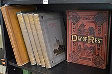 A COLLECTION OF VINTAGE ILLUSTRATED BOOKS