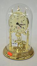 ANNIVERSARY CLOCK AND DOME