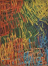 MINNIE PWERLE (1922-2006) Untitled (Awelye - Atnwengerrp) acrylic on canvas