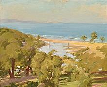 AMALIE COLQUHOUN (1894-1974) Lorne oil on canvas on board