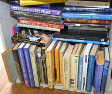 A SHELF OF AUSTRALIAN STAGE AND THEATRE