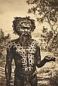 ERNEST E. ABBOTT (1888-1973) Aboriginal Man circa 1930 etching