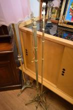 A PAIR OF VINTAGE FRENCH LAMPS
