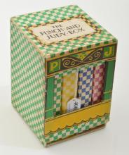 THE PUNCH AND JUDY BOXED SET OF BOOKS, INCLUDING 'THE WET DAY BOOK'; 'THREE LITTLE PLAYS'; 'BANGERS CIRCUS'; AND 'PUNCH AND JUDY