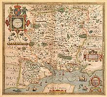 MAP OF SOUTH HAMPTON