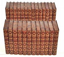 THACKERAY'S WORKS IN 26 VOLUMES