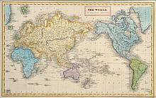 TWO  MAPS OF THE WORLD