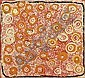 NAATA NUNGURRAYI (BORN 1932) Piti Kutjarra 2004 acrylic on linen