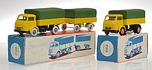 CIJ EUROPARC 4/76 CAMION BACHE TYPE S.7, YELLOW