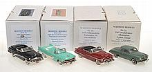 4 X MADISON MODELS INCLUDING MAD 16 BUICK SUPER;