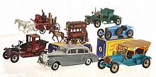 COLLECTION OF UNBOXED DIECAST MODELS INCLUDING