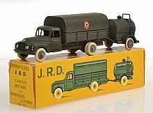 JRD REF 115 CAMION MILITAIRE (VG-E BOX G)
