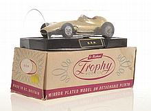 ST MICHAELS TROPHY MODELS, GOLD B.R.M. ON