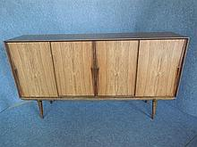 DANISH OMAN JUNIOR ROSEWOOD SIDEBOARD 110 x 201 x 46cm