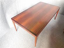 DANISH ROSEWOOD TABLE 55 x 140 x 80cm