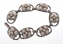 A BRACELET BY GEORG JENSEN USA