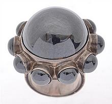 A RING BY GEORG JENSEN