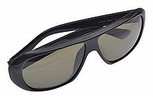 A PAIR OF SUNGLASSES BY GEORG JENSEN