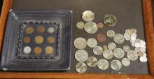 A Group of Collectors Coins (142)